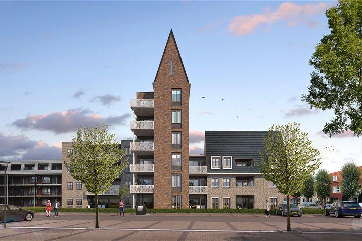Bouwnummer 9 | Kerkwijk 38 F (Bouwnr. 9)