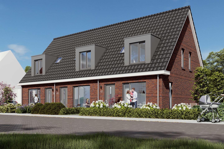 View photo 1 of Compagniestraat Hoekwoning (Bouwnr. 28)