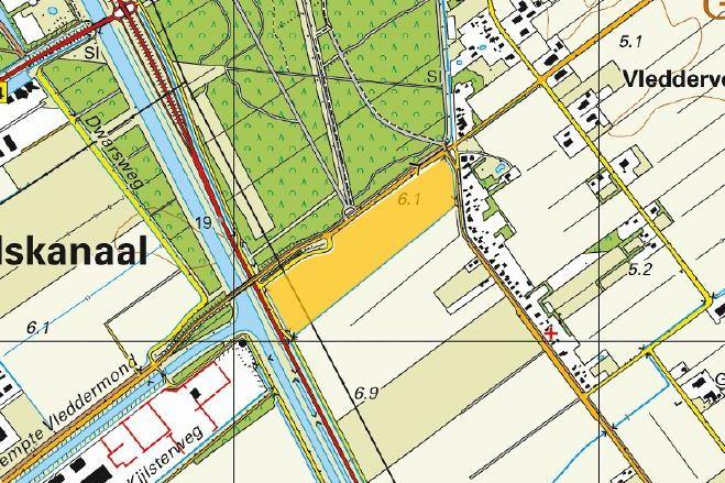 Waterschapsweg, Vledderveen (GR)
