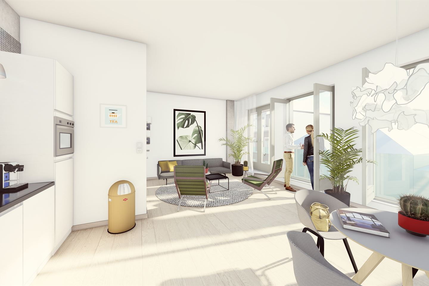 View photo 3 of Appartement (Bouwnr. 12)