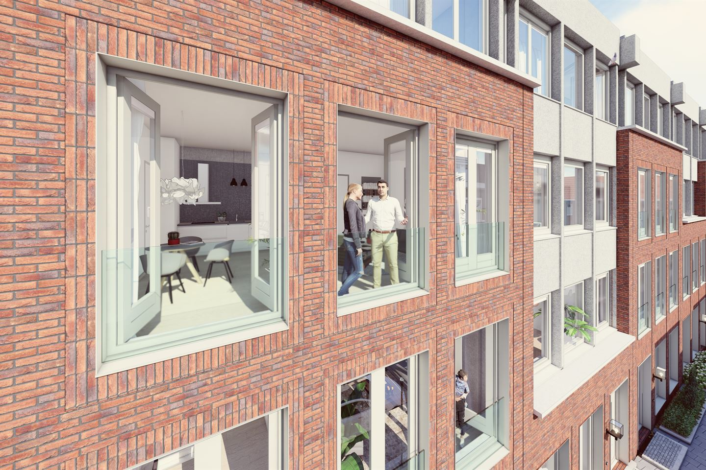 View photo 2 of Appartement (Bouwnr. 12)