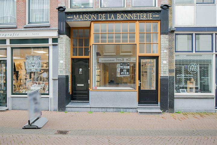 Hoogstraat 86 a, Schiedam