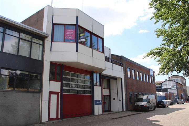Plompertstraat 6 BG, Rotterdam