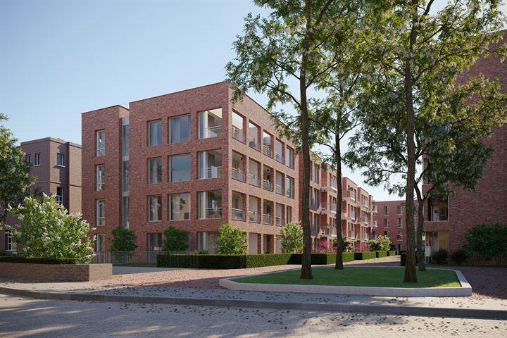 Kloosterstraat Gebouw Z - 36 luxe appartementen