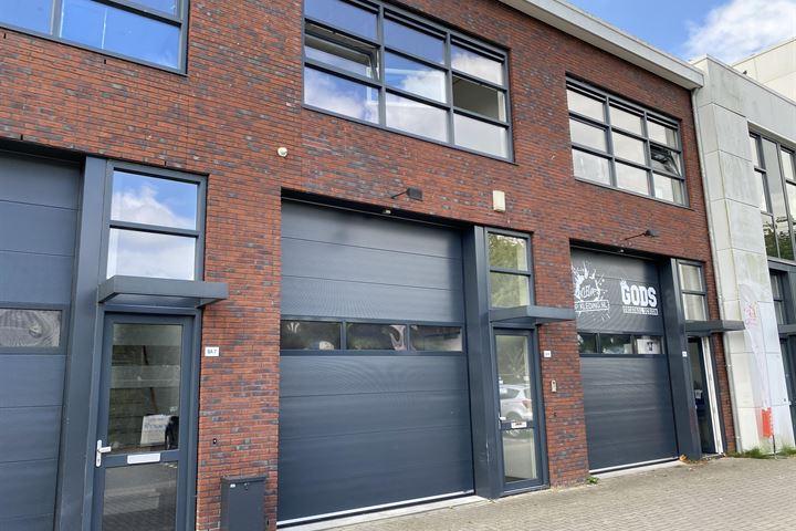 Rooseveltstraat 8, Leiden