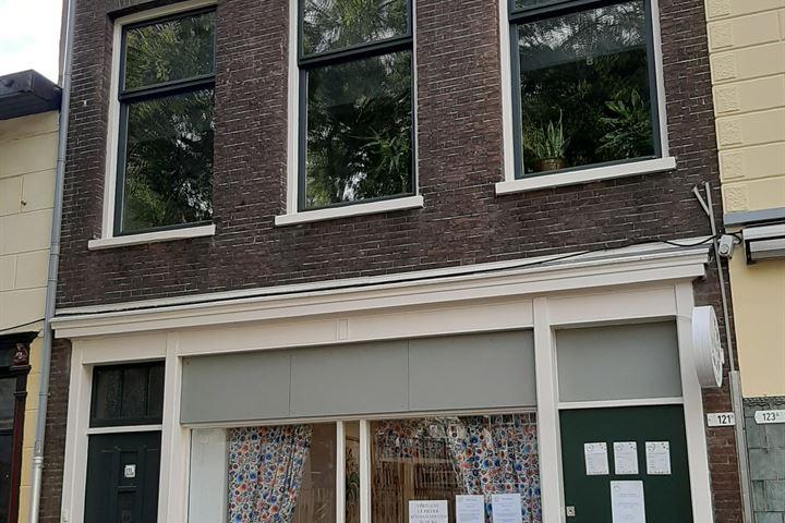 Broersveld 121 A/B, Schiedam