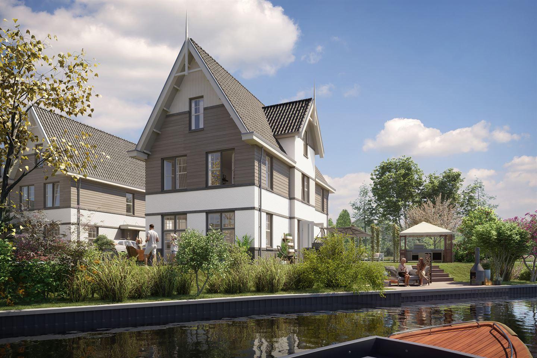 Bekijk foto 4 van Eiland villa Binnenrijn bnr 2 (Bouwnr. 2)