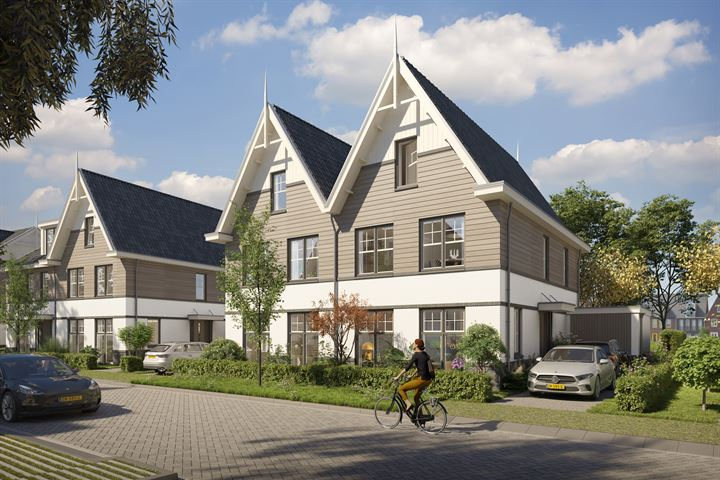 Eiland villa Binnenrijn bnr 48 (Bouwnr. 48)