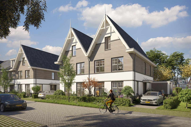 Bekijk foto 1 van Eiland villa Binnenrijn bnr 49 (Bouwnr. 49)