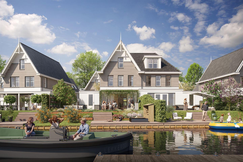 Bekijk foto 3 van Eiland villa Binnenrijn bnr 49 (Bouwnr. 49)