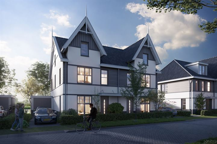 Eiland villa Oude Rijn bnr 24 (Bouwnr. 24)