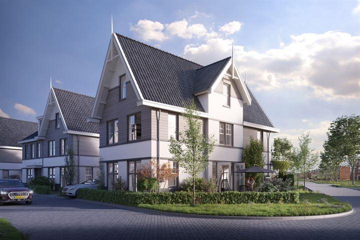 Eiland villa speciaal bnr 43 (Bouwnr. 43)