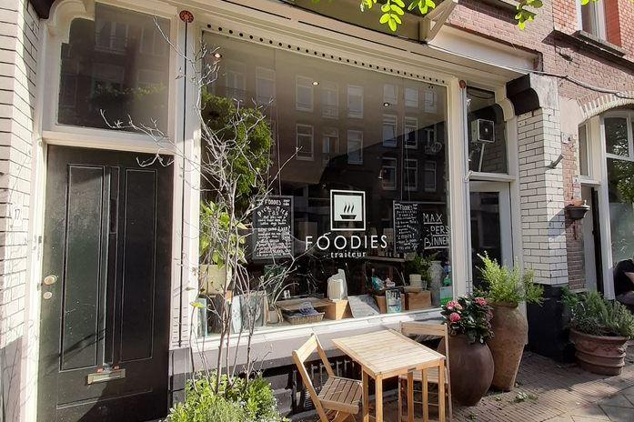 Tweede Van der Helststraat 17, Amsterdam