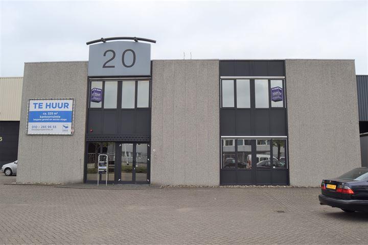 Keurmeesterstraat 20, Ridderkerk