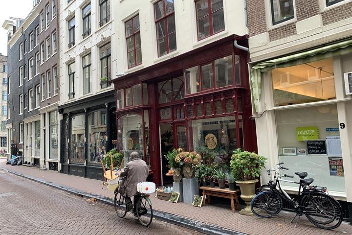 Gasthuismolensteeg 7, Amsterdam