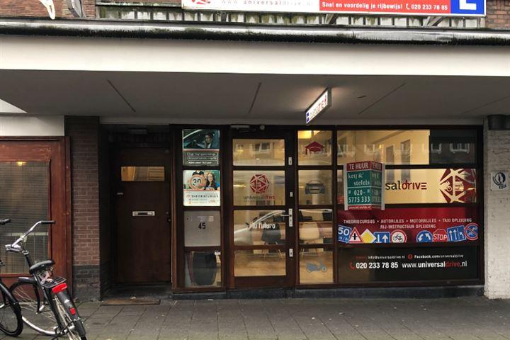Jan Evertsenstraat 45, Amsterdam