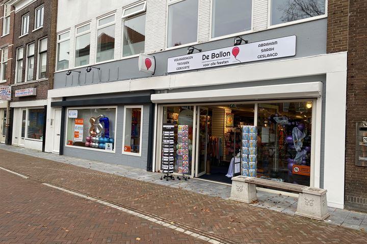Haarlemmerstraat 265, Leiden