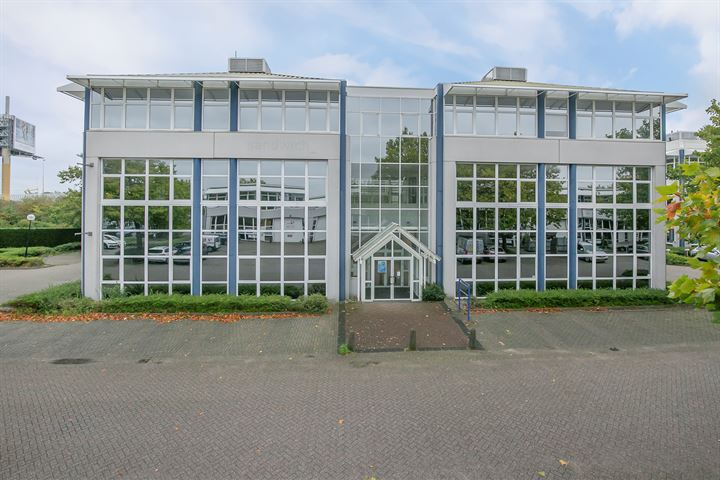 Gyroscoopweg 86, Amsterdam