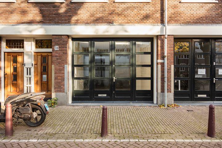 Lijnbaansgracht 316, Amsterdam