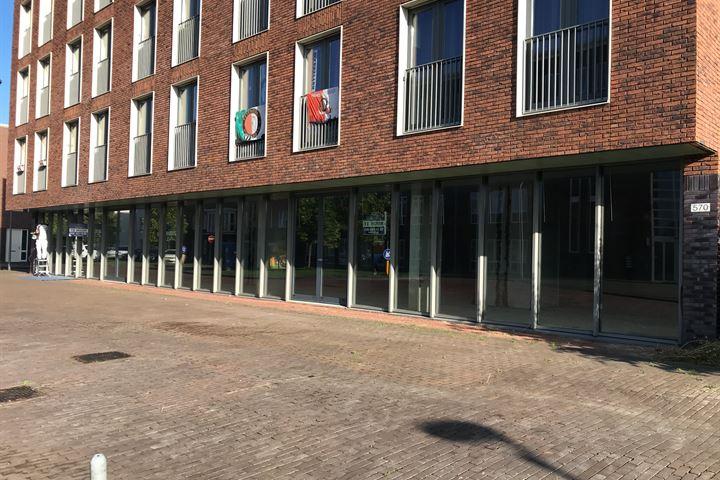 Beneluxlaan 570, Almere