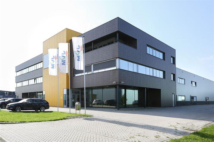 Niels Bohrweg 6, Lelystad