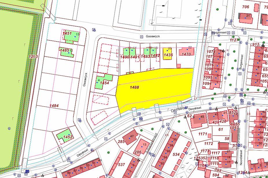 Bekijk foto 3 van Deestraat - Twee-onder-1-kap woning (Bouwnr. 3)