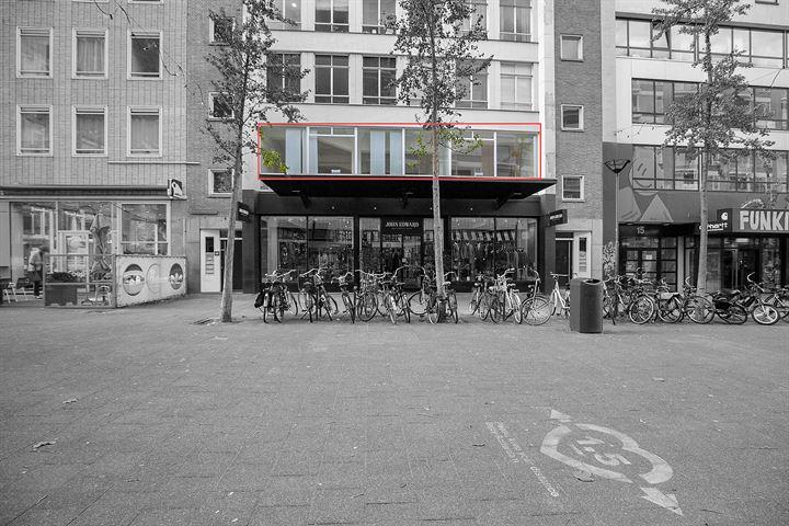 Korte Hoogstraat 21 D, Rotterdam