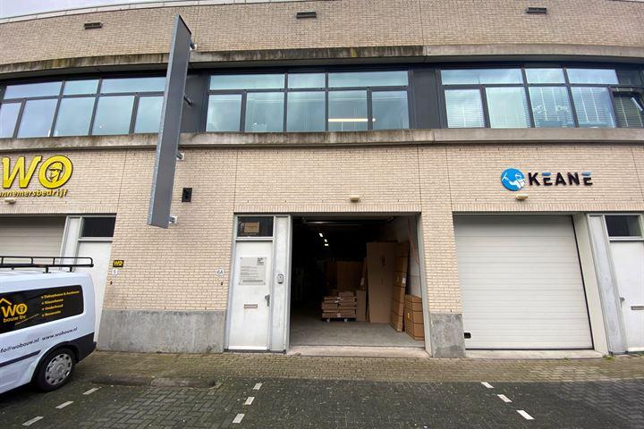 IJzerwerf 6 a, Den Haag