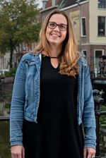 Bianca Klootwijk (Office manager)