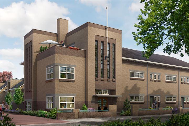 4 Woningen Zuiderschool (Bouwnr. 20)