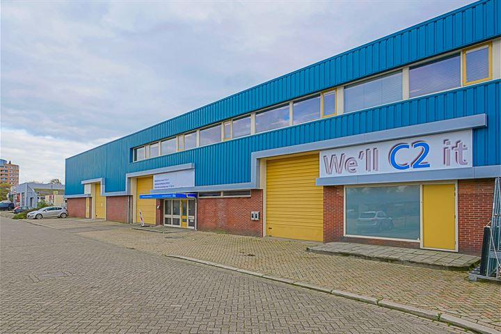 Bedrijfsweg 15 b, Den Helder
