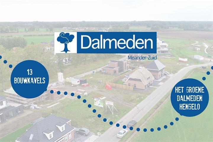 Dalmeden - kavels Meander-Zuid