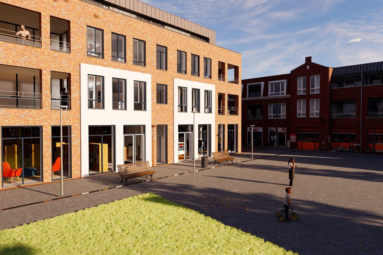 Bekijk foto 3 van Dorpsplein (pleinzijde)