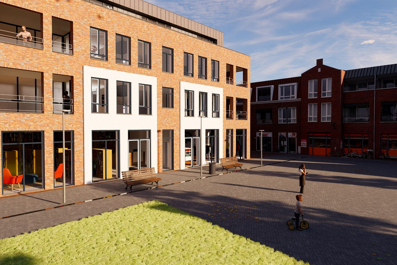 Bekijk foto 4 van Dorpsplein (rotondezijde)