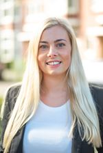 Wendy de Jong (Office manager)