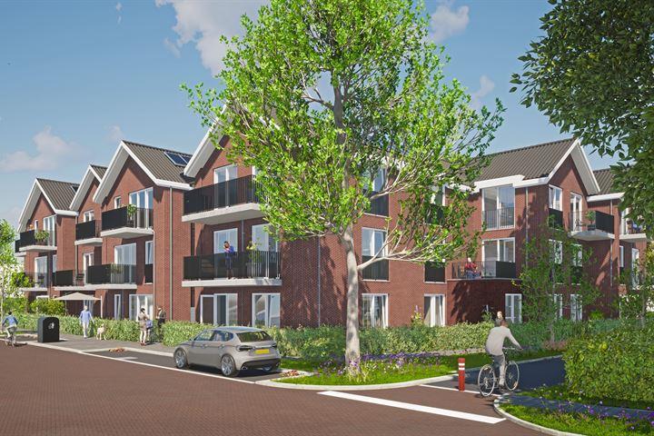 Appartementen C Type (Bouwnr. 10)