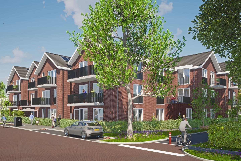 Bekijk foto 1 van Appartementen D Type (Bouwnr. 11)
