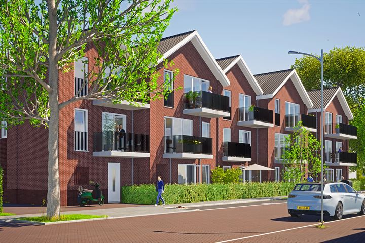 Appartementen G Type (Bouwnr. 13)