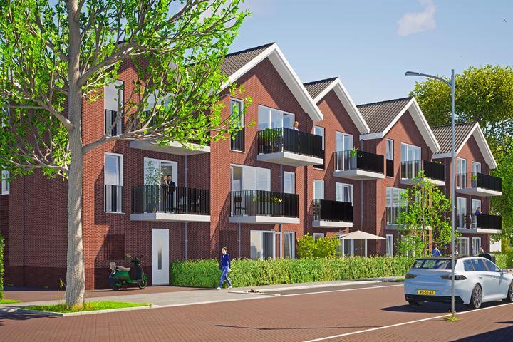 Appartementen F type (Bouwnr. 19)