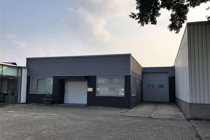 Algerastraat 9, Schiedam