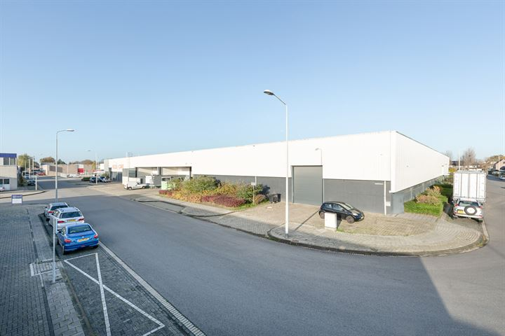 Bedrijvenweg 2, Eindhoven