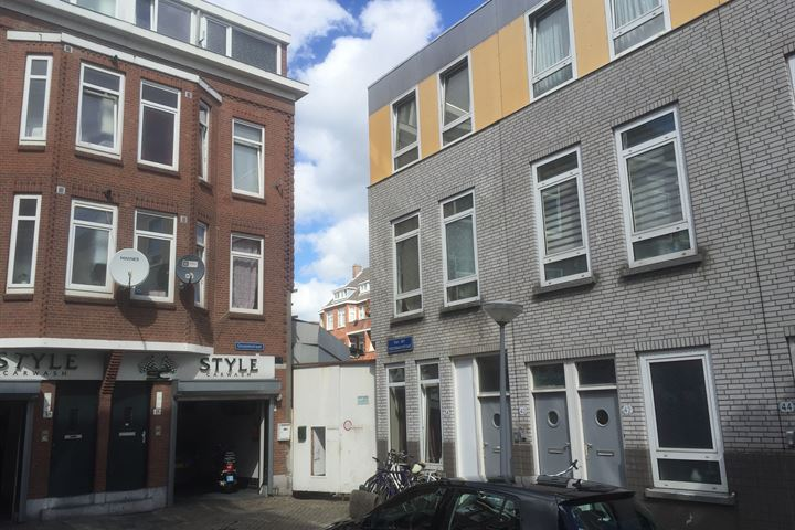 Van der Hilstdwarsstraat 32, Rotterdam