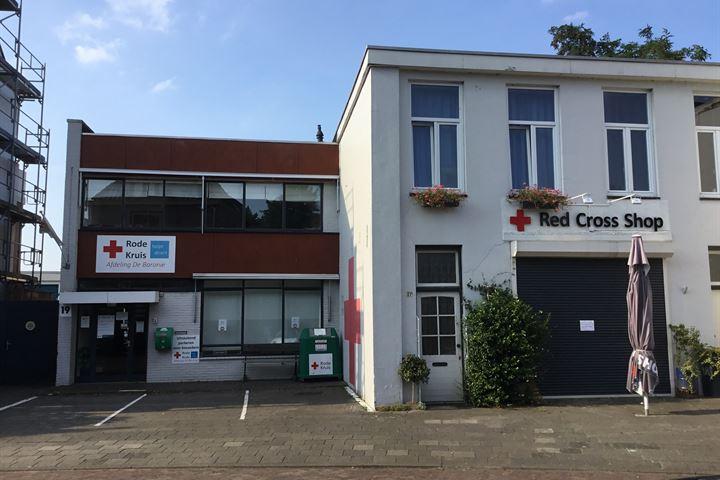 Hoge Steenweg 21, Breda