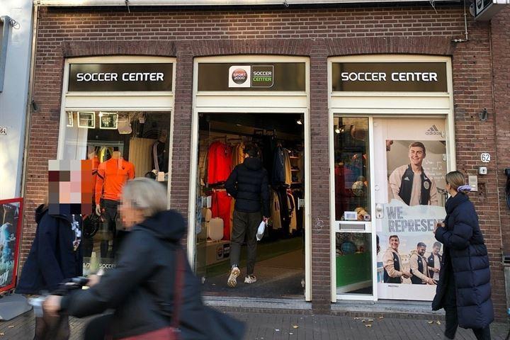 Gedempte Oude Gracht 62, Haarlem