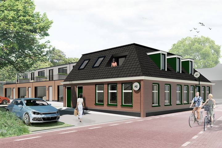 Burgemeester Hoogenboomlaan 35 A5