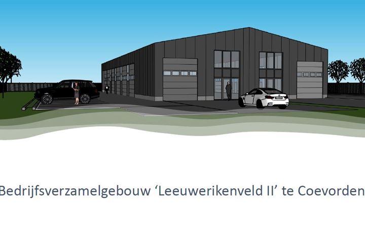 Stevinweg, Coevorden