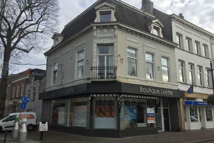 Nieuwe Ginnekenstraat 33, Breda