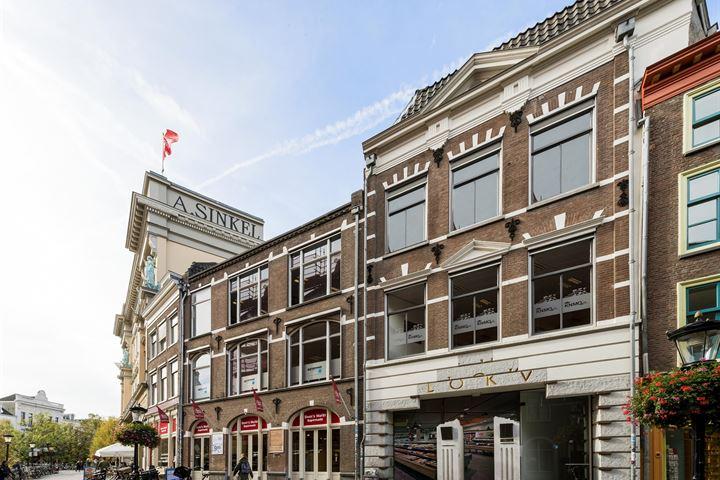 Ganzenmarkt 6, Utrecht