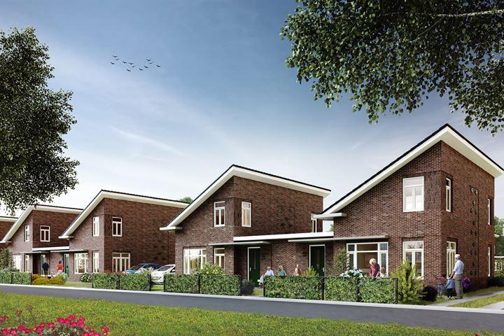 Delftlanden | 14 levensloopbestendige woningen Es & Brink