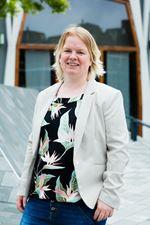 Wendy Scheidt - Administratief medewerker